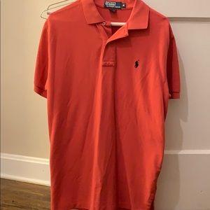 Men's Polo Collard Shirt